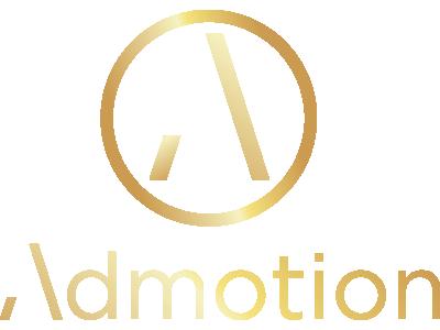 logo admotion footer